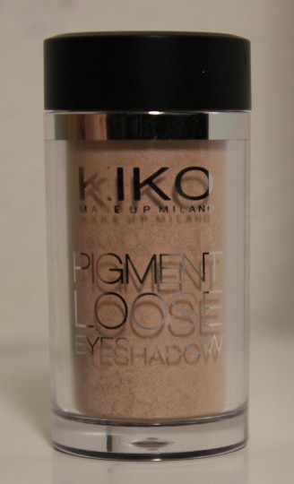 pigment loose eyeshadow 01 kiko